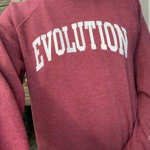 SABRINA CARPENTER EVOLUTION TOUR 2016 SWEATER